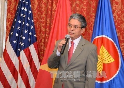Le Vietnam et la Russie renforcent leur cooperation dans l'humanitaire hinh anh 1