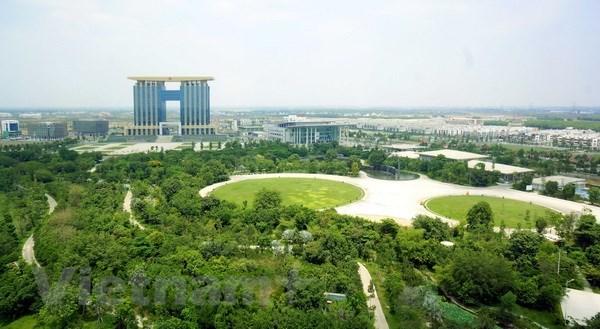 Binh Duong: projet d'edification d'une ville intelligente hinh anh 1