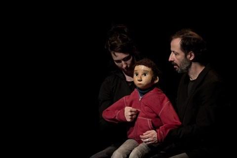 Gaspard de Wallonie-Bruxelles au 5e Festival international de marionnettes de Hanoi hinh anh 1