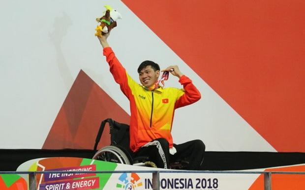 Asian Para Games 2018 : le Vietnam remporte 7 medailles a la 4e journee de competition hinh anh 1