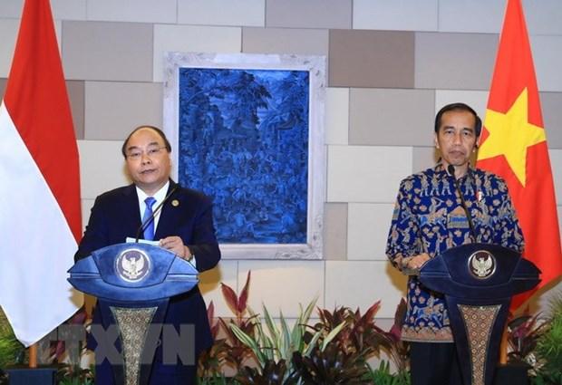 Vietnam et Indonesie portent les echanges bilateraux a 10 milliards de dollars hinh anh 1