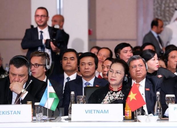Le Vietnam propose un commerce multilateral plus fort au MSEAP 3 hinh anh 1