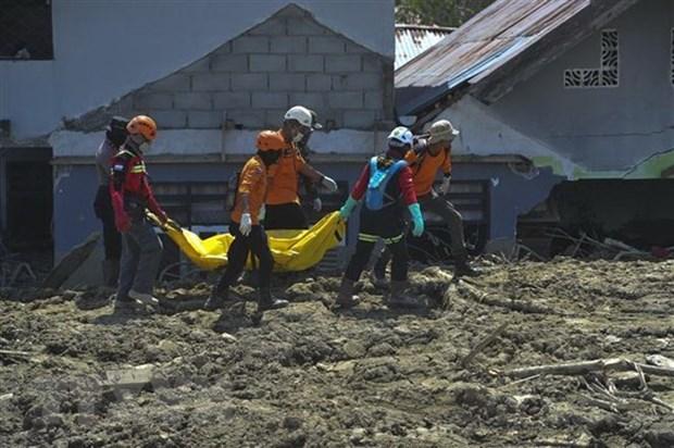 Seisme et tsunami : la Banque mondiale octroie un pret d'un Md $ a l'Indonesie hinh anh 1