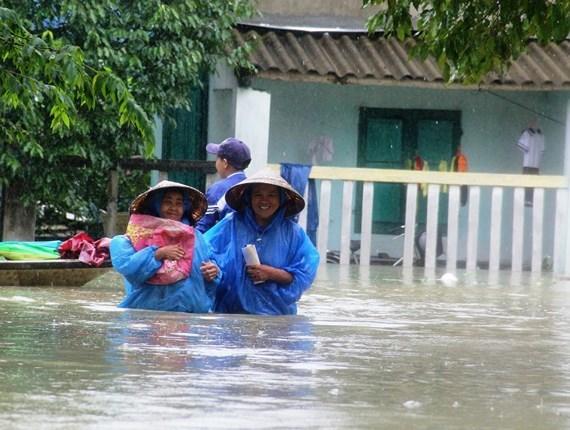 La prevention des catastrophes naturelles incluse dans les plans de developpement socio-economique hinh anh 1
