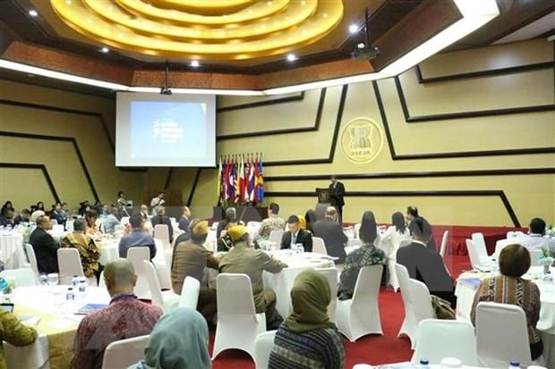 Le Vietnam au 2e forum des organisations sociales en connexion avec l'ASEAN hinh anh 1