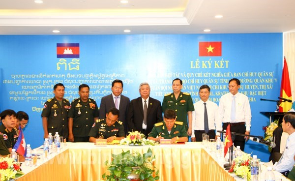 Binh Duong et des localites cambodgiennes dynamisent leur cooperation integrale hinh anh 1
