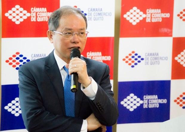 Le Vietnam et l'Equateur boostent la cooperation dans le commerce et l'investissement hinh anh 1