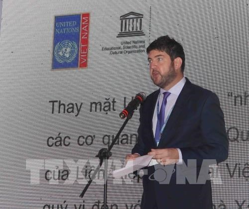 L'UNESCO lance un projet environnemental a Hanoi hinh anh 1