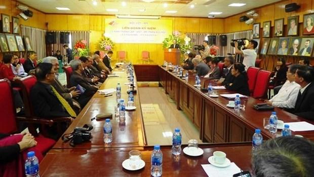 Developper la diplomatie populaire Vietnam-Etats-Unis hinh anh 1