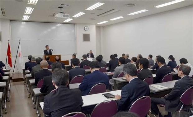 Le Vietnam et le Japon renforcent leur cooperation judiciaire hinh anh 1