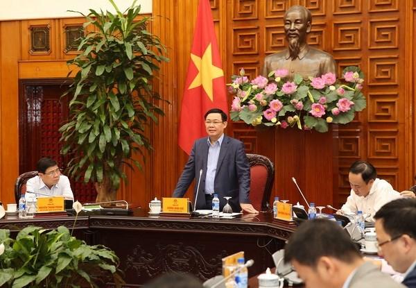 Actionnarisation des entreprises publiques : Ho Chi Minh-Ville doit etre plus dynamique hinh anh 1
