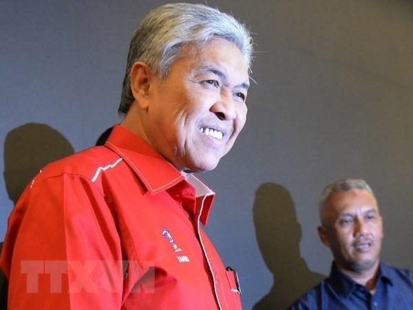 L'ancien vice-Premier ministre malaisien arrete pour corruption presumee hinh anh 1