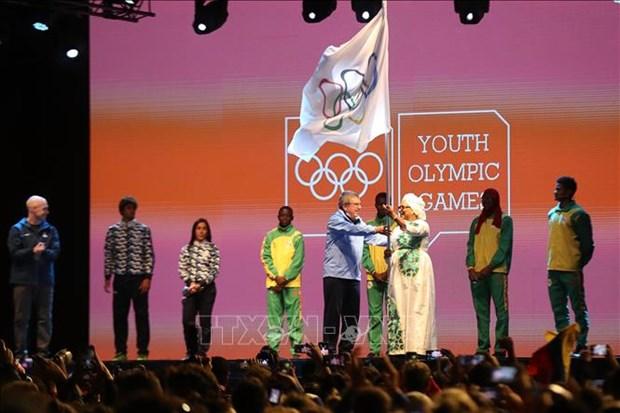 Jeux olympiques de la jeunesse d'ete : le Vietnam obtient de bons resultats hinh anh 1
