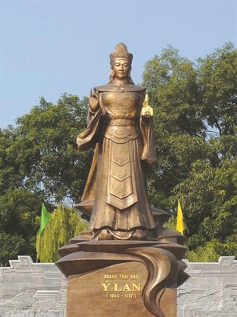 La plus grande femme d'Etat de l'histoire vietnamienne hinh anh 2