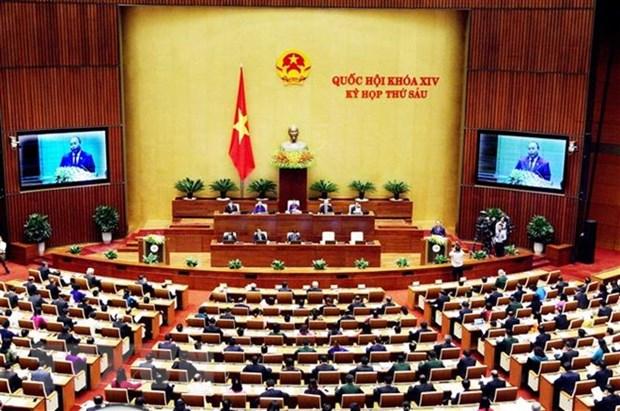 L'Assemblee nationale examinera et tranchera plusieurs questions importantes hinh anh 1