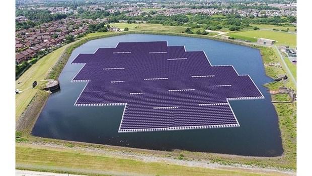 Centrales solaires flottantes : Une nouvelle voie de cooperation Vietnam-Norvege hinh anh 1