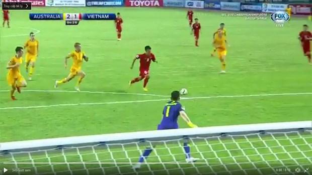 Le Vietnam elimine du championnat AFC U19 hinh anh 1