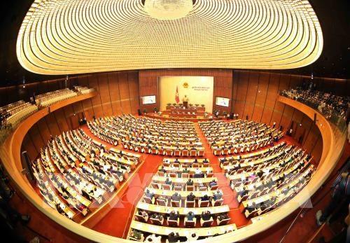 L'Assemblee nationale effectue jeudi un vote de confiance hinh anh 1