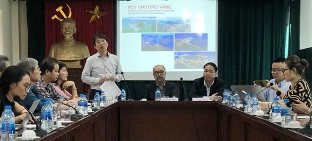 Exposition de photos d'art du Vietnam 2018 a Quang Ninh hinh anh 1
