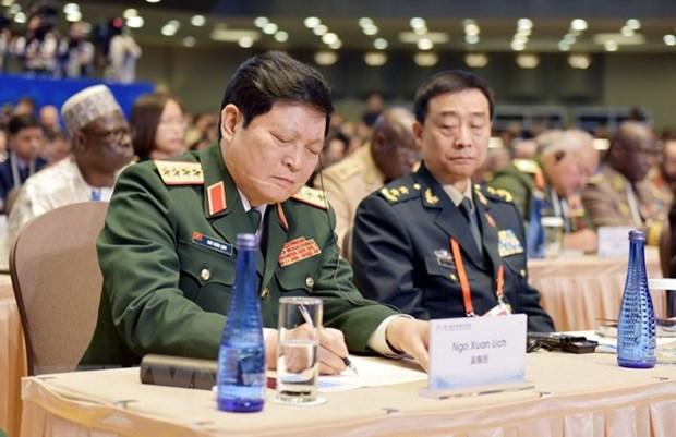 Le Vietnam au 8e Forum de Xiangshan a Pekin hinh anh 1