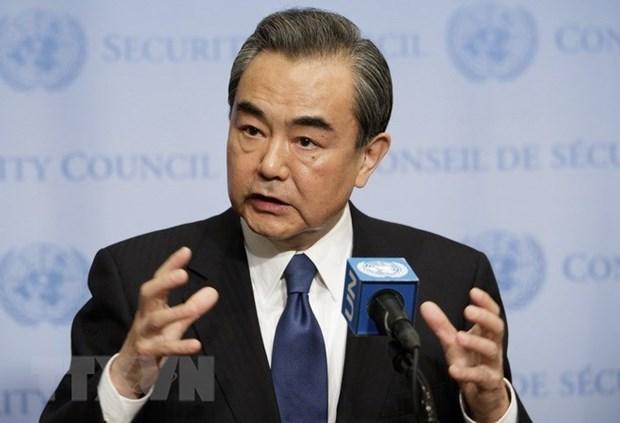 La Chine prend en haute consideration le role central de l'ASEAN hinh anh 1