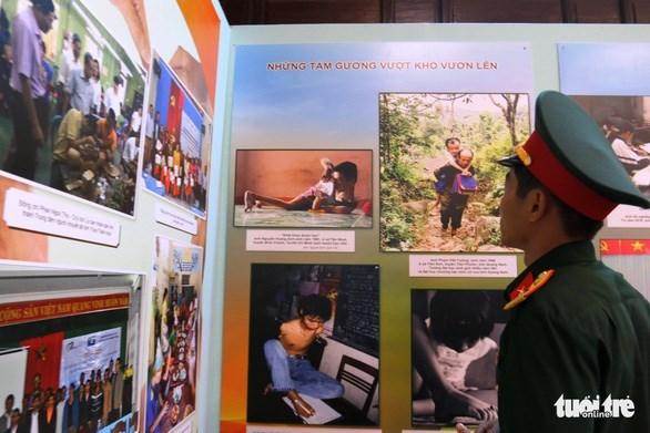 Exposition ''Agent orange, bons sens et justice'' a Thua Thien-Hue hinh anh 1