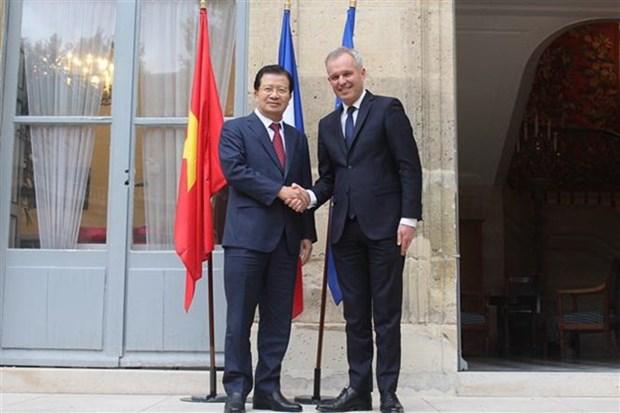 Le Vietnam et la France boostent leur cooperation hinh anh 1