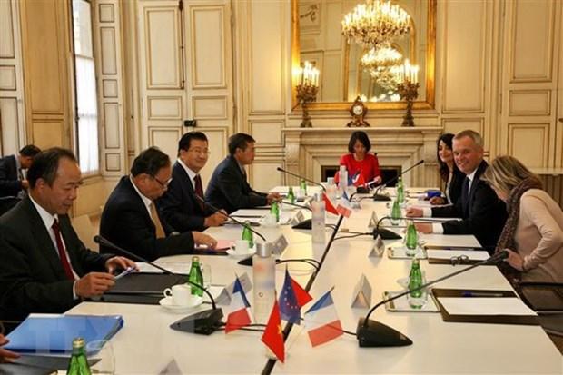 Le Vietnam et la France boostent leur cooperation hinh anh 2