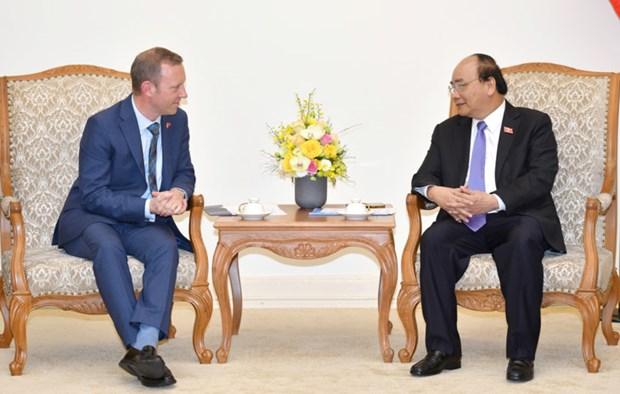 Porter le partenariat strategique Vietnam - Royaume-Uni a une nouvelle hauteur hinh anh 1