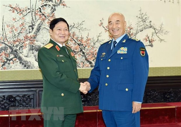 Cooperation de defense, pilier des relations Vietnam-Chine hinh anh 1