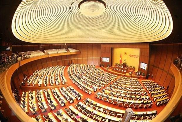 6e session de l'AN: Discussion du budget de l'Etat et du plan d'investissement public a moyen terme hinh anh 1