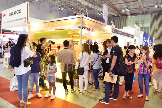 Deux expositions sur la franchise et le cafe attendues en novembre a HCM-Ville hinh anh 1