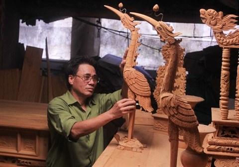 Les metiers de l'artisanat au service de la modernite a Cam Khe (Phu Tho) hinh anh 1