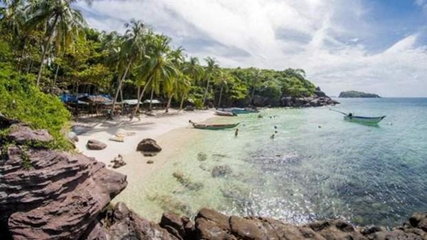 Hon Xuong (Phu Quoc), une destination qui n'a rien a envier aux Maldives hinh anh 1