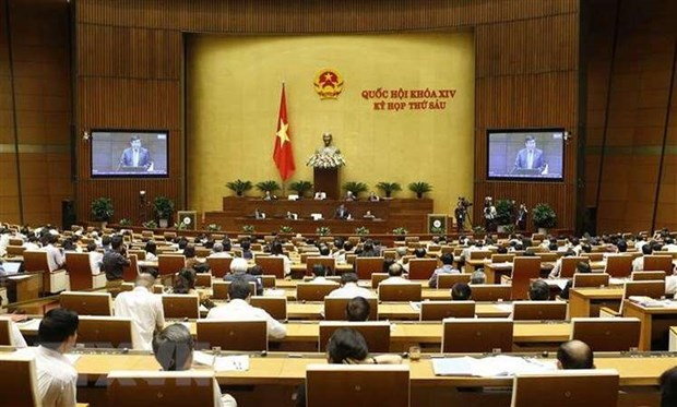 Les electeurs apprecient les resultats de la mise en œuvre du plan financier du gouvernement hinh anh 1
