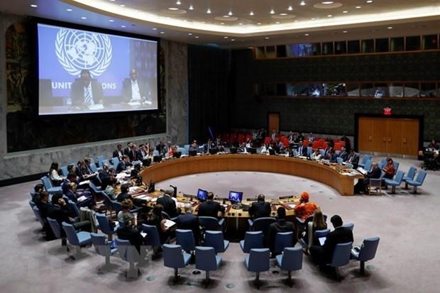Le Vietnam participe au debat de l'ONU sur l'eau, la paix et la securite hinh anh 1