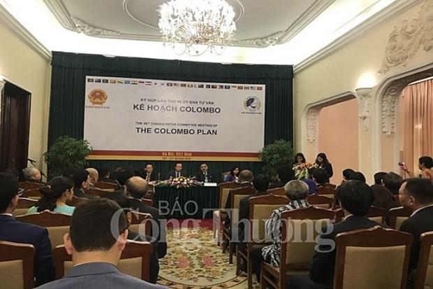 Le Vietnam accueille la reunion du Plan de Colombo sur l'egalite des sexes hinh anh 1