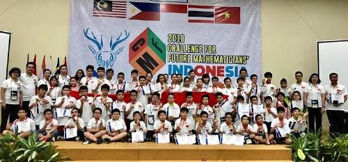 Le Vietnam obtient de bons resultats au 5e concours ''Defis des mathematiciens du futur