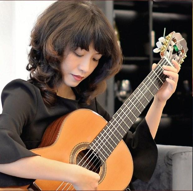 Le 5e Festival international de guitare de Saigon hinh anh 1