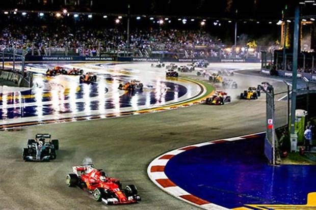 Le Vietnam a rendez-vous avec la Formule 1 en 2020 hinh anh 1