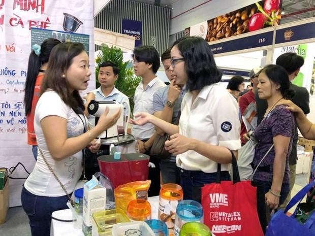 Ouverture des expositions sur la franchise et le cafe a Ho Chi Minh-Ville hinh anh 1