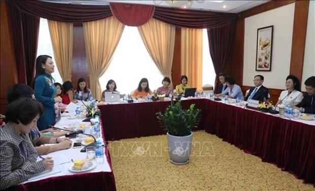 Promotion de la cooperation entre femmes vietnamiennes et nord-coreennes hinh anh 1