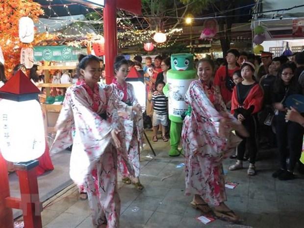 Cloture du 4e Festival Vietnam-Japon a Can Tho hinh anh 1