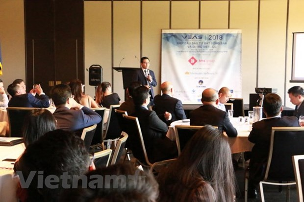 Vietnam-Australie : colloque sur l'immobilier a Sydney hinh anh 1