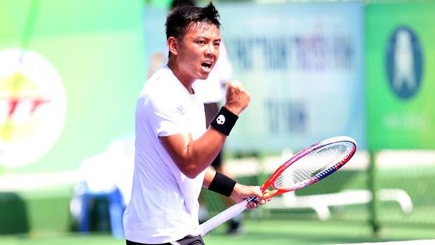 La star du tennis vietnamien progresse dans le classement ATP hinh anh 1