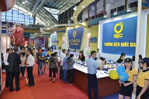 Ouverture de la foire internationale de la joaillerie du Vietnam 2018 hinh anh 1