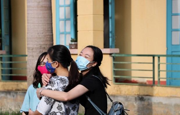 COVID-19: Aucun nouveau cas de contamination locale signale en 24 jours hinh anh 1