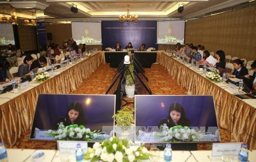 APEC : la reunion du Partenariat de politique sur les femmes et l'economie hinh anh 1