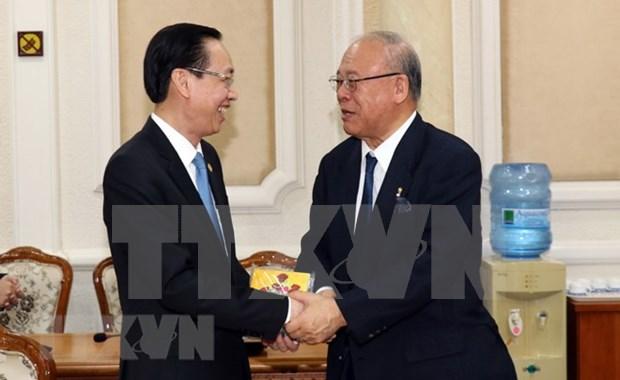 Ho Chi Minh-Ville accueillera en 2019 le 6e Festival Japon-Vietnam hinh anh 1