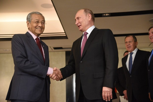 La Malaisie et la Russie vont renforcer leurs echanges bilateraux hinh anh 1
